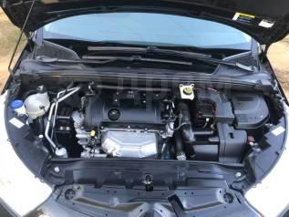 Двигатель Citroen-Peugeot