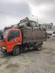 Низкие цены! Вывоз мусора, хлама, 3-5 тонн самосвал, частное лицо.