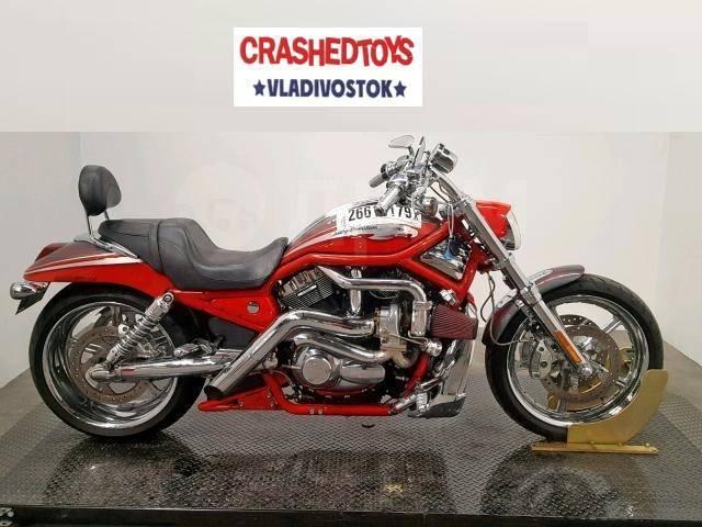 Harley-Davidson CVO V-Rod. 1 250куб. см., исправен, птс, без пробега