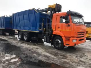 КамАЗ 65115 Ломовоз в наличии, 2019