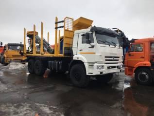 КамАЗ 43118 Сайгак, 2019