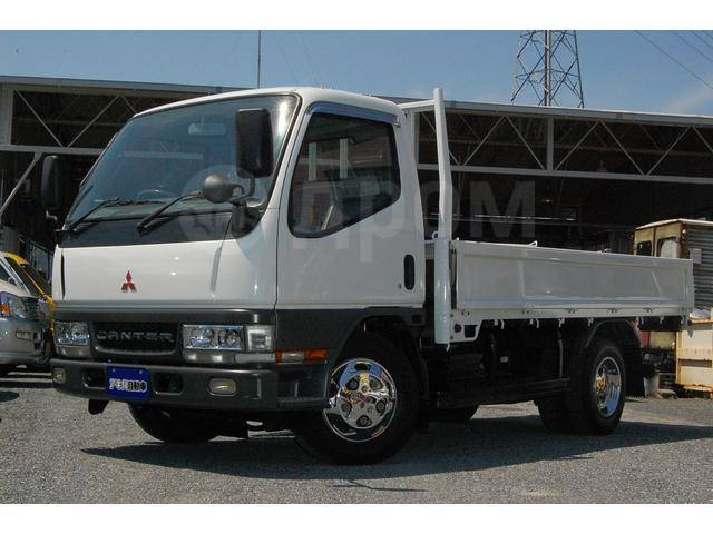 Mitsubishi Fuso Canter. Mitsubishi Canter SEMI LONG DX, 5 200куб. см., 3 000кг., 4x2. Под заказ