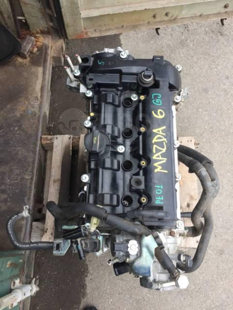 Двигатель в сборе. Mazda: Mazda3, Mazda6, CX-5, CX-9, Mazda2, CX-3 PEVPR, PEVPS, PEY5, PEY7