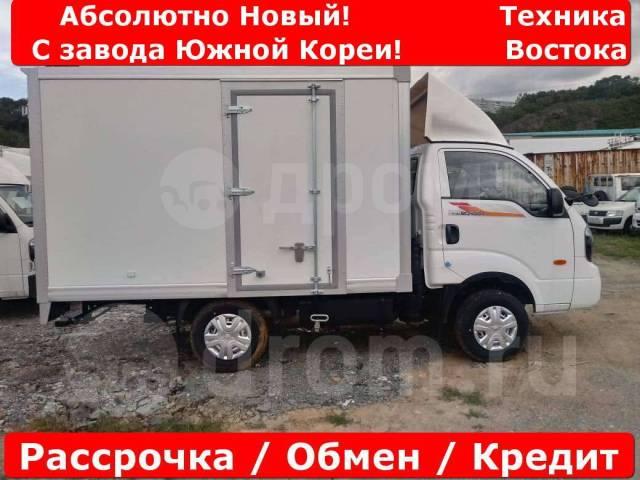 Kia Bongo III. 4WD! Абсолютно новый изотермический фургон С завода Южной Кореи, 2 500куб. см., 1 200кг., 4x4