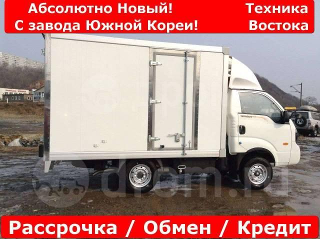 Kia Bongo III. 4WD! Абсолютно новый, рефрижератор! С завода Южной Кореи !, 2 500куб. см., 1 200кг., 4x4