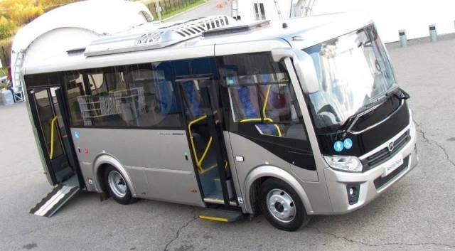 """ПАЗ Вектор Next. Автобус ПАЗ Вектор Некст """"доступная среда"""", 53 места, В кредит, лизинг"""