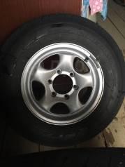 Комплект колёс на литье