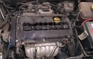 Коллектор на двигатель Z16XER опель астра зафира