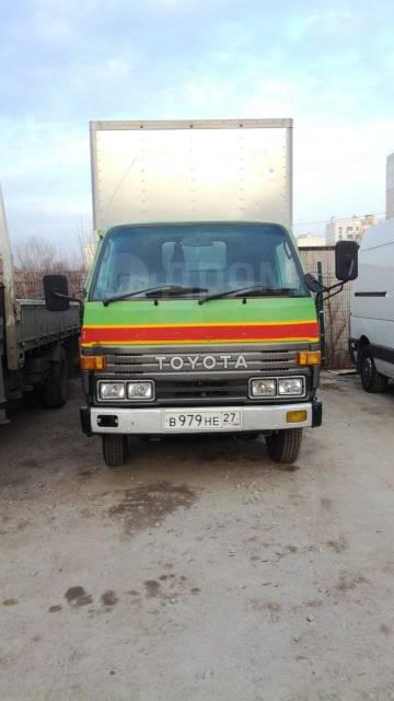 Toyota Dyna. Продам фургон ! категория С!, 3 600куб. см., 3 000кг., 4x2