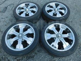 Комплект колес лето 245/45 R20 на литых дисках 5x114.3 №5843