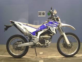 Yamaha WR 250, 2013