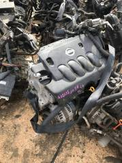 Двигатель Nissan MR20