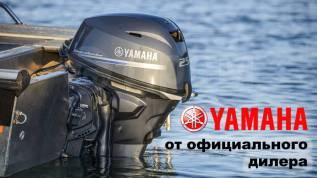 Yamaha. 25,00л.с., 4-тактный, бензиновый, нога S (381 мм), 2018 год