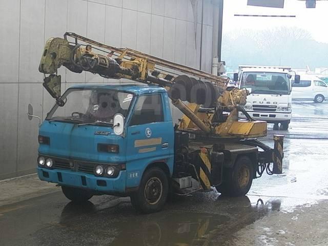 Aichi D400. Автобуровая установка, 3 200куб. см., 2 000кг. Под заказ