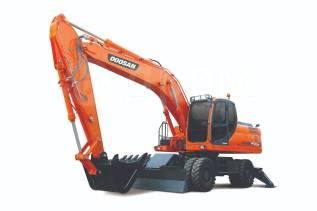 Doosan DX210 W, 2020