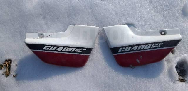 Боковые крышки Honda CB400 vtec 2