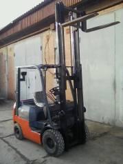Toyota 7FD10. Продам вилочный погрузчик в Красноярске, 1 000кг., Дизельный