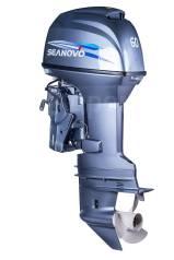 Лодочный мотор Seanovo T60 FWTL Дистанция + эл. подъем!