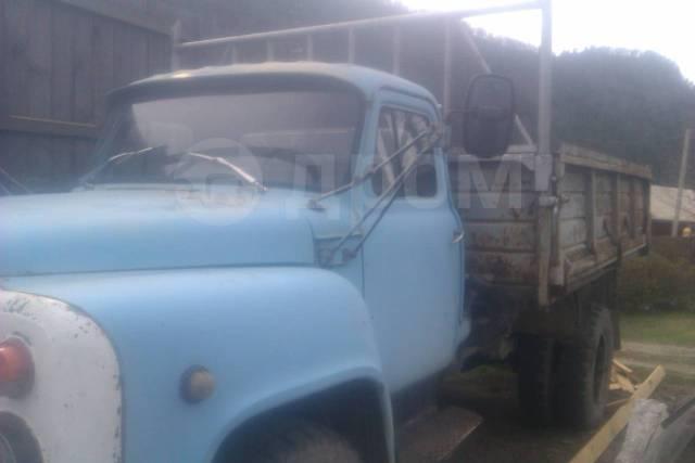 ГАЗ 53. Продам ГАЗ-53, 4 500кг., 4x2