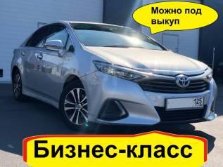 Toyota Sai. Без водителя