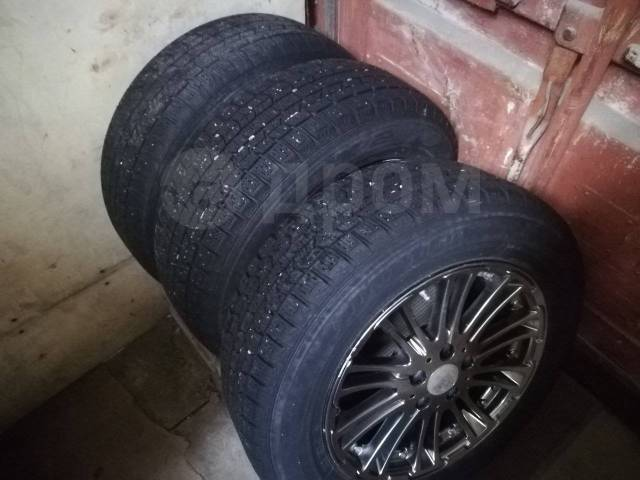 "Продам комплект колёс SSR. x15"" 5x100.00"