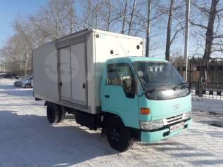Toyota Dyna. Продам газовую без пробега по РФ в Иркутске, 4 100куб. см., 3 000кг., 4x2