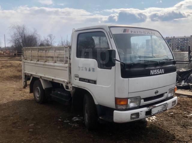 Nissan Atlas. , 2 700куб. см., 216 706кг., 4x2. Под заказ