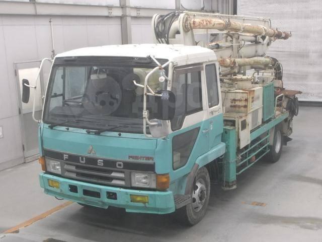 Mitsubishi Fuso. Автобетононасос. Под заказ