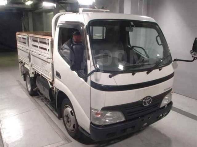 Toyota ToyoAce. Toyota Toyoace Truck кузов: BZU300 CC: 4100, 4 100куб. см., 3 000кг., 4x2