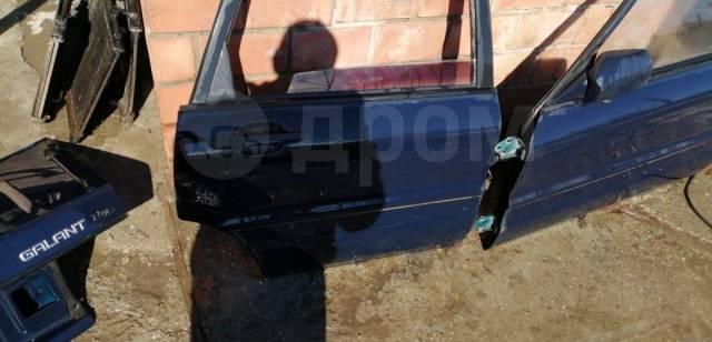 Дверь боковая. Mitsubishi Galant, E31A, E32A, E32AR, E33A, E34A, E34AR, E35A, E37A, E38A, E39A