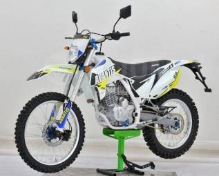 Мотоцикл Avantis Enduro FX 250 LUX (172 FMM Design HS) без ПТС, 2020
