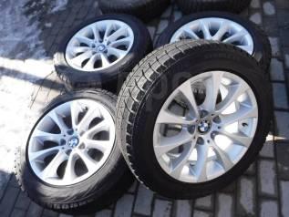 """(Комплект 2940) диски 17"""" BMW Italy 5-120 2x8,5, ET37, 2x8, ET34"""