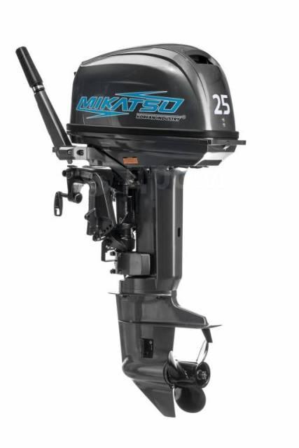 Mikatsu. 25,00л.с., 2-тактный, бензиновый, нога S (381 мм), 2021 год