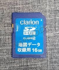 Загрузочная SD карта для Clarion MAX775W NX615 GCX775W