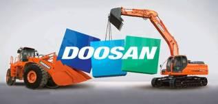 Doosan DX160 W. Экскаватор Doosan DX160W с гидролинией и разводкой под быстросъем, 0,76куб. м.