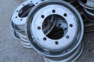 Продам диски грузовые r19.5 8 отверстий ЕВРО