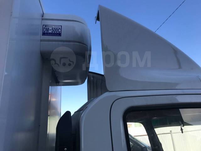 JAC N75. Продается грузовик рефрижератор (Isuzu) 4.5 т, 3 760куб. см., 4 500кг., 4x2