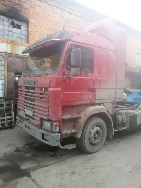 Scania. Скания 143м, 14 000куб. см.