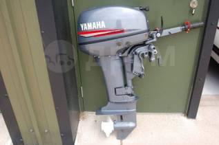 Yamaha. 9,90л.с., 2-тактный, бензиновый, нога S (381 мм), 2016 год