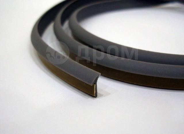 Уплотнительная резинка для обвесов пр-во Япония Белый Чёрный Серый