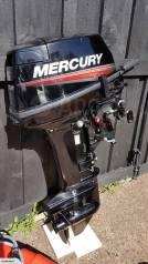 Mercury. 15,00л.с., 2-тактный, бензиновый, нога S (381 мм), 2018 год