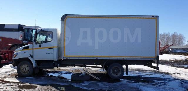 Hino. Продается грузовой фургон Xino 185, 5 300куб. см., 5 000кг., 4x2