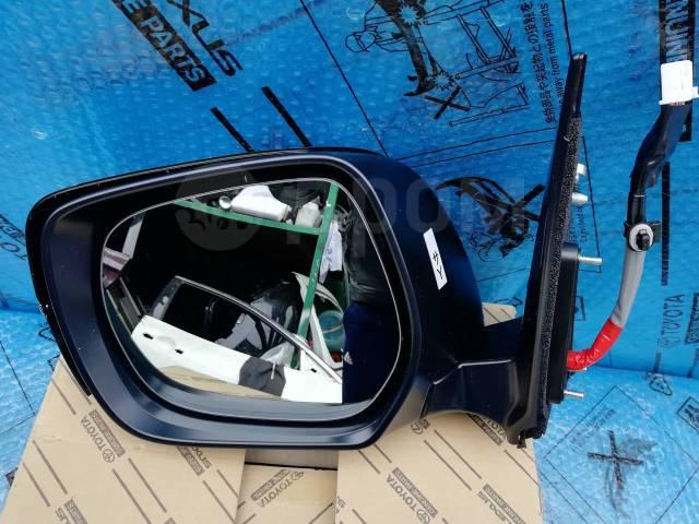 Зеркало. Toyota Land Cruiser, GRJ200, J200, URJ200, URJ202, URJ202W, UZJ200, UZJ200W, VDJ200 1GRFE, 1URFE, 1VDFTV, 3URFE