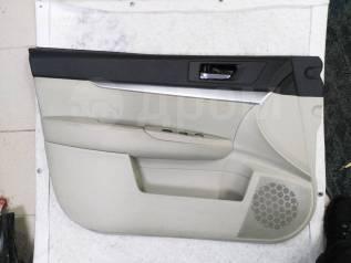 Обшивка двери передняя левая Subaru Outback B14 BM BR