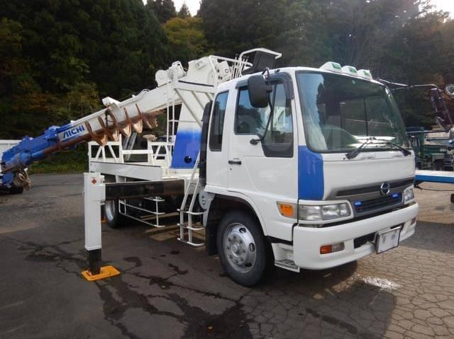 Hino Ranger. Автобуровая (ямобур) Aichi D904, 7 960куб. см., 5 000кг. Под заказ