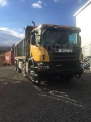 Scania P400. , 12 999куб. см., 32 500кг., 8x4