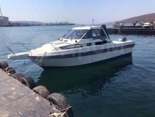 Аренда катера , морское такси, доставка на рейд, рыбалка. 6 человек, 65км/ч