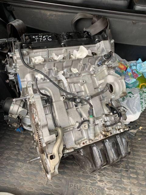 Двигатель в сборе. Citroen: C4, DS4, DS3, DS5, C5 Peugeot RCZ Peugeot 208 EP6CDT, EC5, EP6CDTM, EP6CDTMD, EP6CDTX. Под заказ