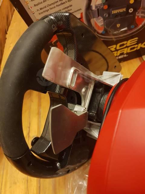 Руль. Ferrari: Portofino, Roma, F12 Berlinetta, GTC4Lusso, 812 GTS, California, F8 Tributo, F12 TDF, F8 Spider, LaFerrari, 812 Superfast, 488 GTB, SF9...