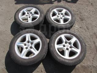 Продам комплект колес R16 с Nadia Type SU. С резиной 215/60/16.